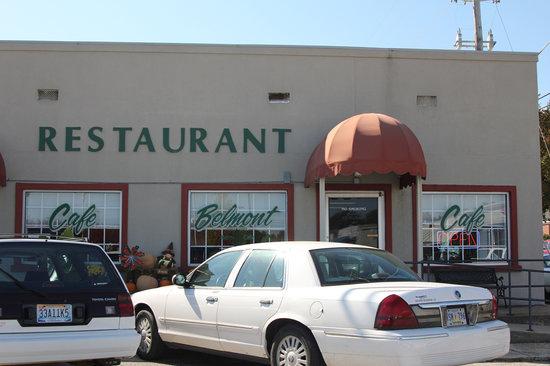 Belmont Cafe