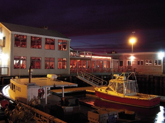 Waterfront Grille Restaurant New Bedford Ma