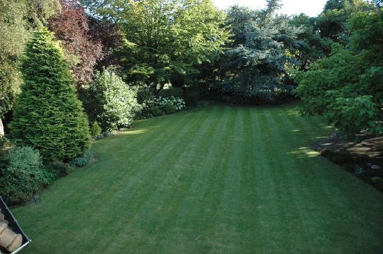 La Coulonniere : Jardin
