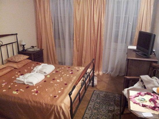 Residence U Cerneho Orla: Romantic setting