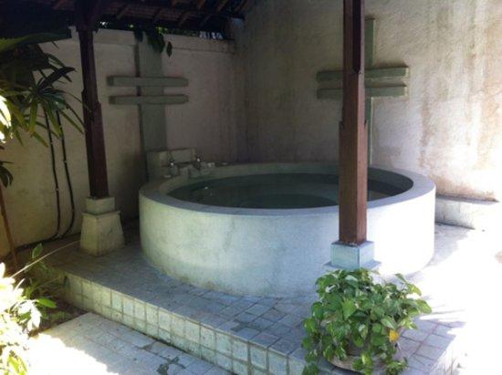 Jacuzzi of Villa Puri Ayu