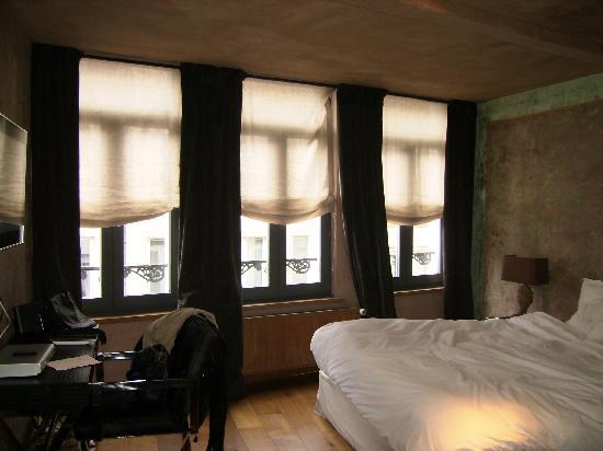 Le Coup de Coeur : view of the room
