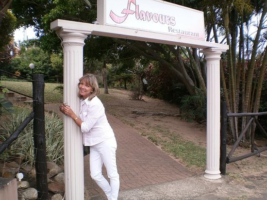 Ramsgate, South Africa: entrance
