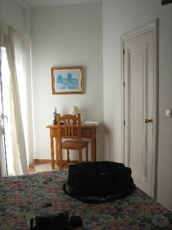 Hotel Betania: habitacion