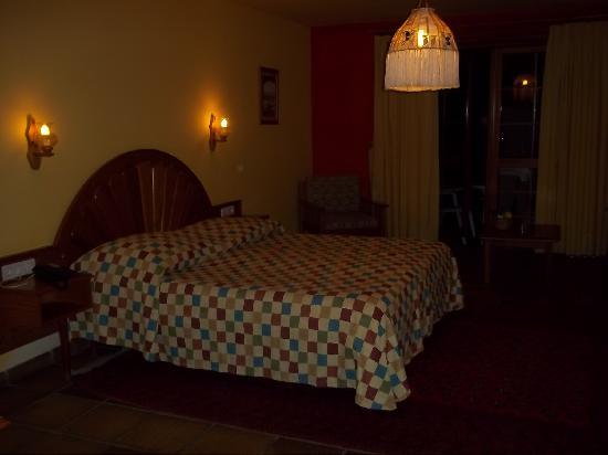 Hotel La Palma Romantica: cama