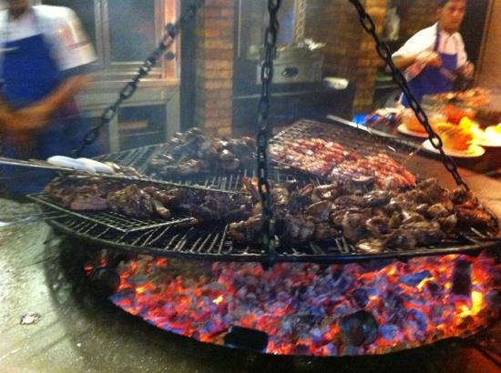 Faraana Reef Resort : grill