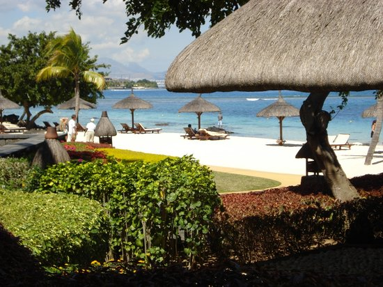 The Oberoi, Mauritius: View from the restaurant