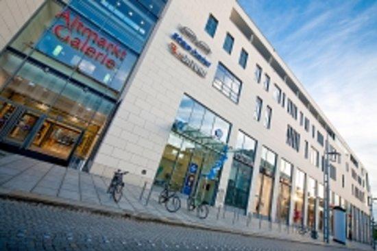 Ibis Budget Dresden City: Außenansicht
