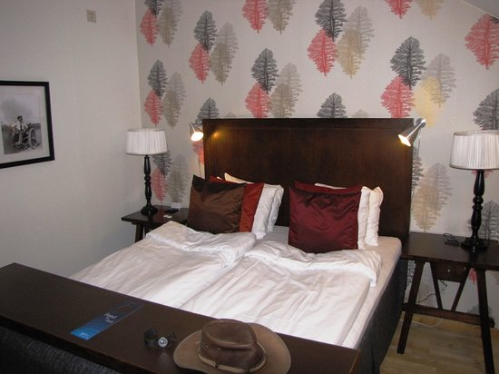 Radisson Blu Royal Park Hotel, Stockholm: Good bed