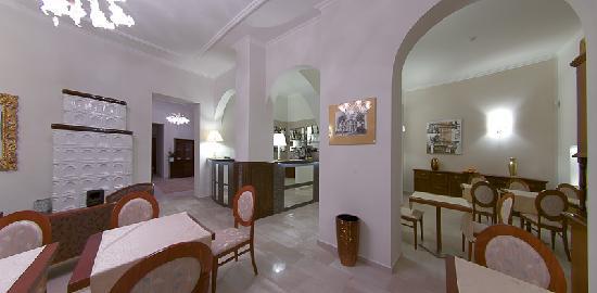 Jokai Villa Hotel : lobby