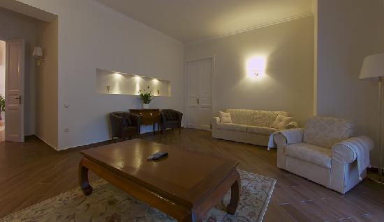 Jokai Villa Hotel : suite
