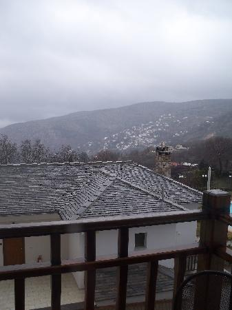 Pelion Resort: view1