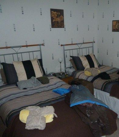 Pitfaranne Guest House: habitacion