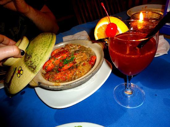 Kuta Puri Bungalows: Balinese Meal