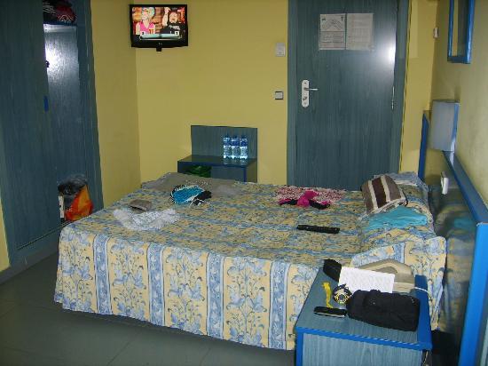 ALEGRIA Fenals Mar: nice rooms