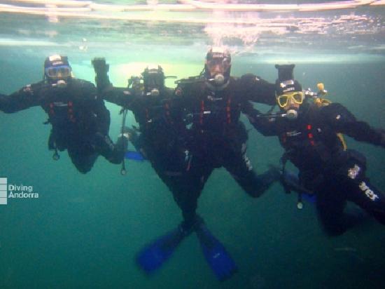 Diving Andorra 9