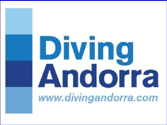 Logo Diving Andorra