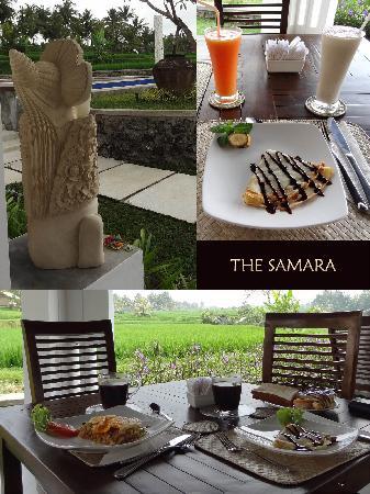 The Samara: Le petit-déjeuner