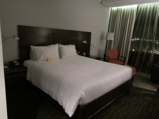 Hilton Garden Inn Santiago Airport: bedroom