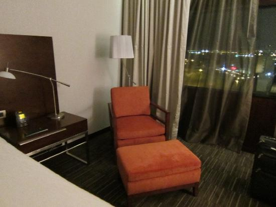 Hilton Garden Inn Santiago Airport: lounge chair