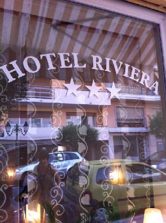 Hotel Riviera: HÔTEL