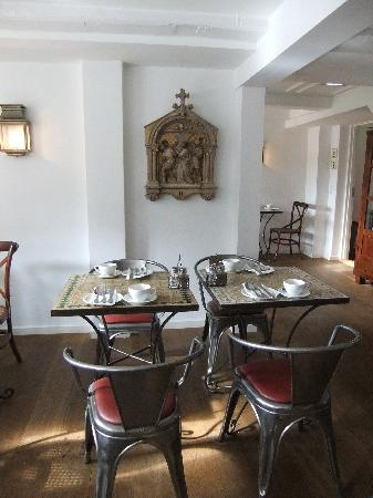 Villa Provence : breakfast room