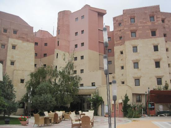 Kapadokya Lodge Hotel: genel