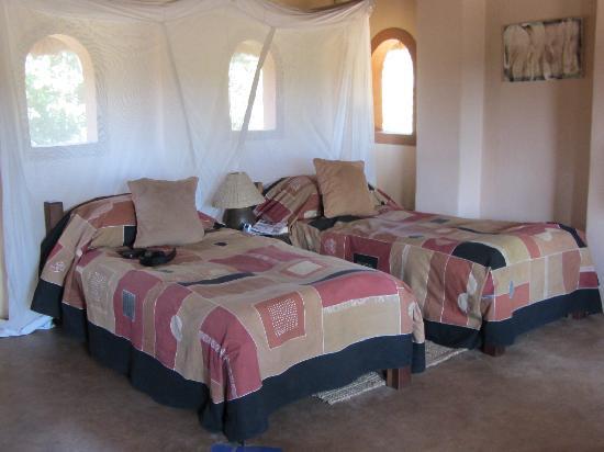 Flatdogs Camp: spacious room