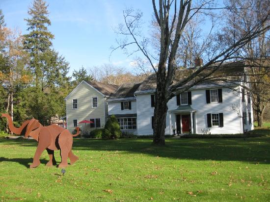 Starbuck Inn Bed and Breakfast: Starbuck Inn with elephant