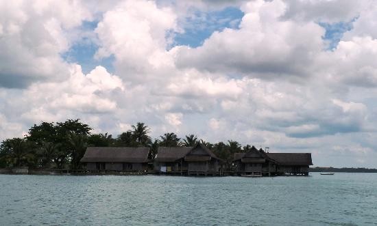 Pelangi Hotel : harbour tour
