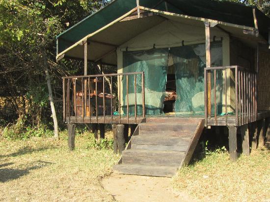 Luangwa Wilderness Lodge