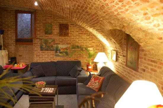 Hotel Malleberg: lounge