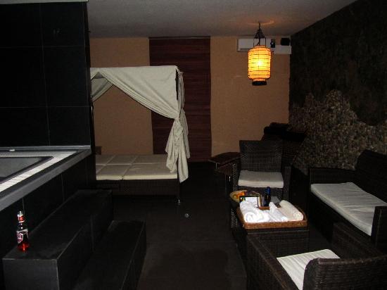 Pytloun Design Hotel: Island Spa