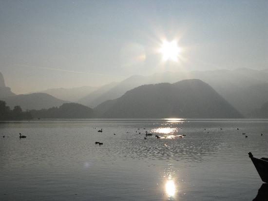 布萊德湖照片