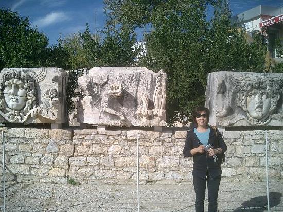 Didim, ตุรกี: メデュウサ