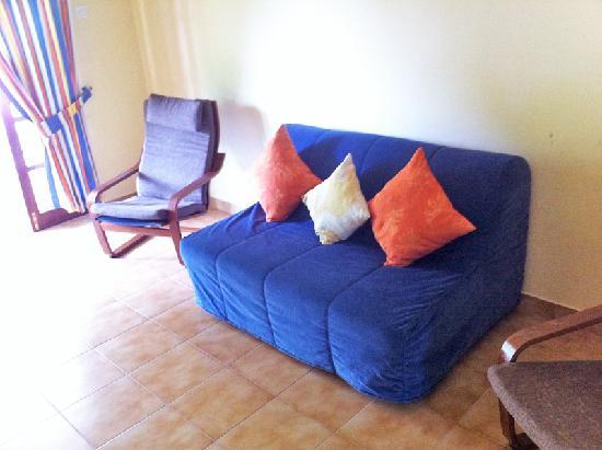 蔚藍公寓酒店照片