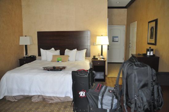 Hampton Inn & Suites Fort Worth Fossil Creek : vom Fenster aus gesehen