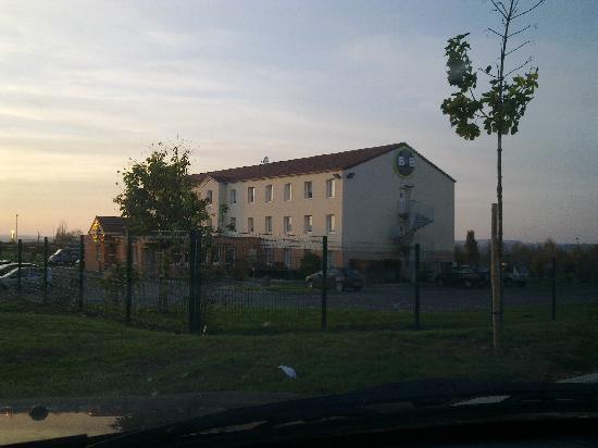Paray Le Monial, France : L'hôtel