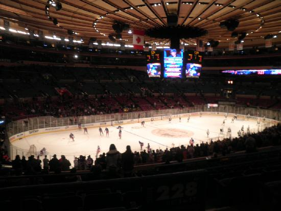 Shop With Rox: Madison Square Garden