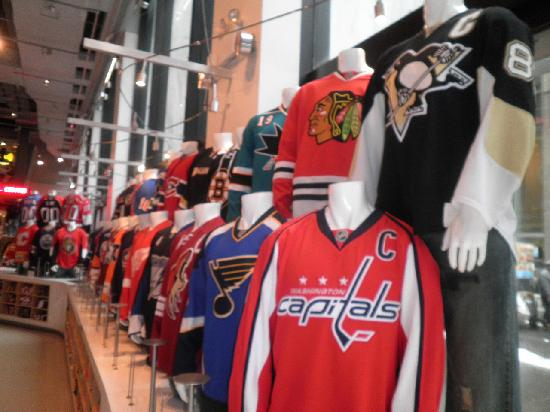 nhl store new york city best sportsbook in laughlin
