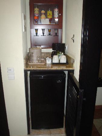 Hotel Riu Palace Punta Cana: mini bar
