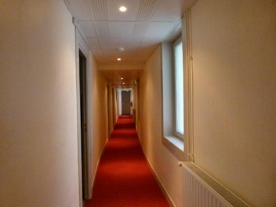 Le Carnot : couloir