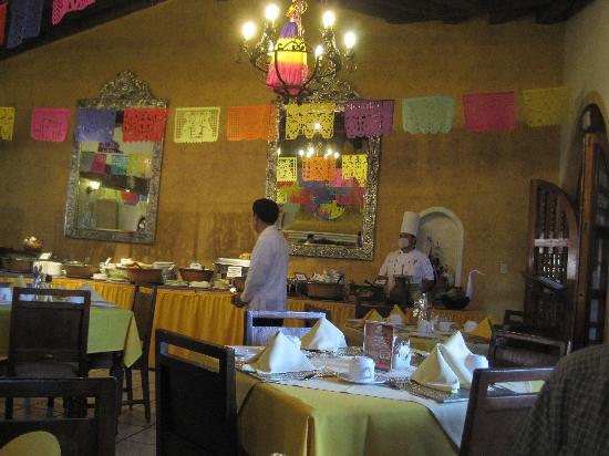Mision de Los Angeles: Restaurant
