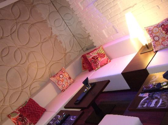 M Lounge: Lounge - sehr einladend!