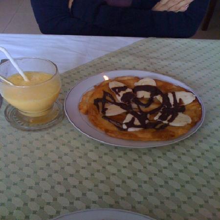 Amigo Hotel: yumi breakfast