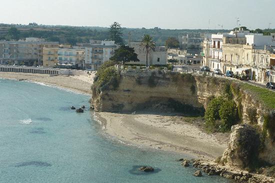 Otranto Mon Amour : uitzicht vanaf het dakterras