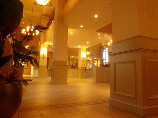 Hilton Garden Inn at PGA Village / Port St. Lucie: Hotel Foyer