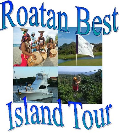 Roatan Best Island Tour