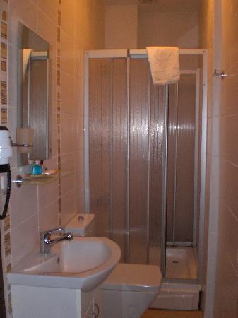 10 Suites: Unser Standard-Zimmer 2. OG