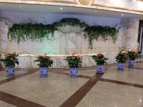 Kunming Hotel : Hotelhalle